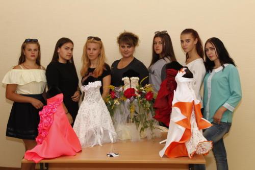 Швейне мистецтво - сукні 2019